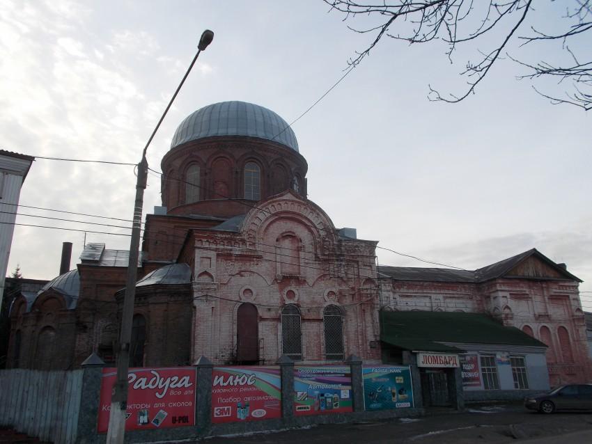 Алтайохранкультура требует бийского завода свой счет придать цеху собора 1902 года постройки