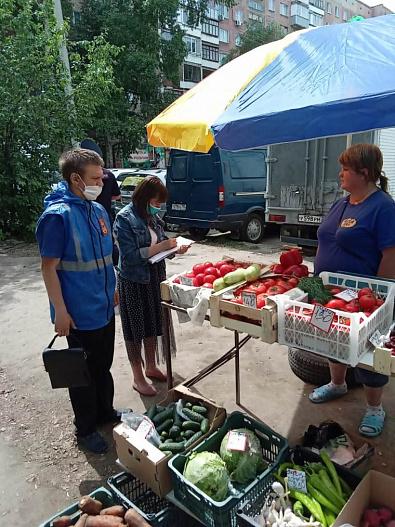 Барнаульские чиновники отчитались новом этапе борьбы уличными торговцами