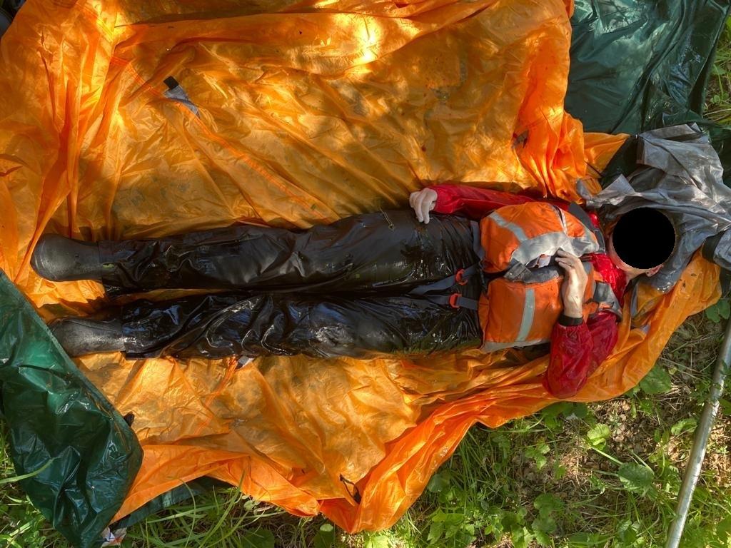 Москвичка приехала каникулы Алтай утонула время массового сплава горной реке