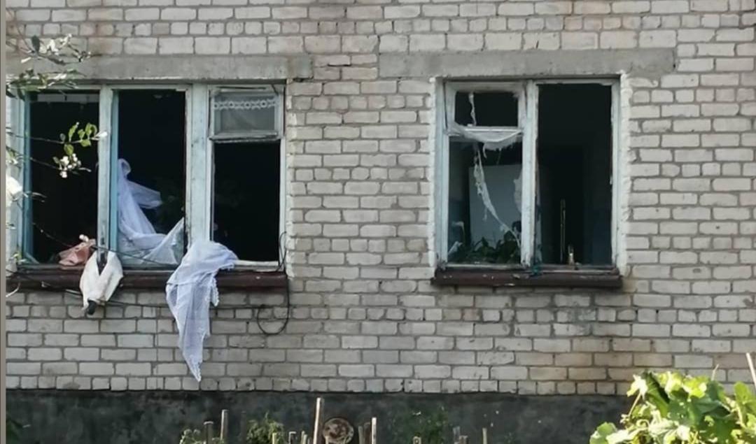 Две пенсионерки пострадали взрыве баллонного газа многоквартирном доме Бийском