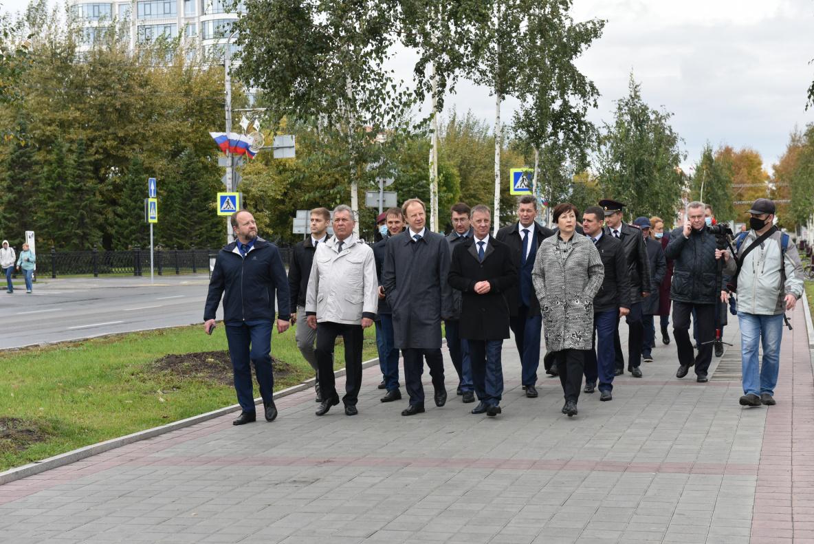 Собрать в одном месте перекрыть транспортный коллапс омрачил юбилейный День города Барнауле