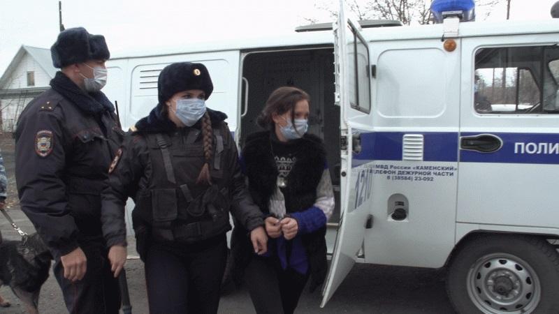 Работала банда полиция задержала подозреваемых нескольких ограблениях каменских пенсионерок