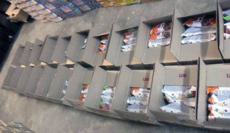 Алтайская таможня пресекла ввоз санкционных конфет компании Петра Порошенко