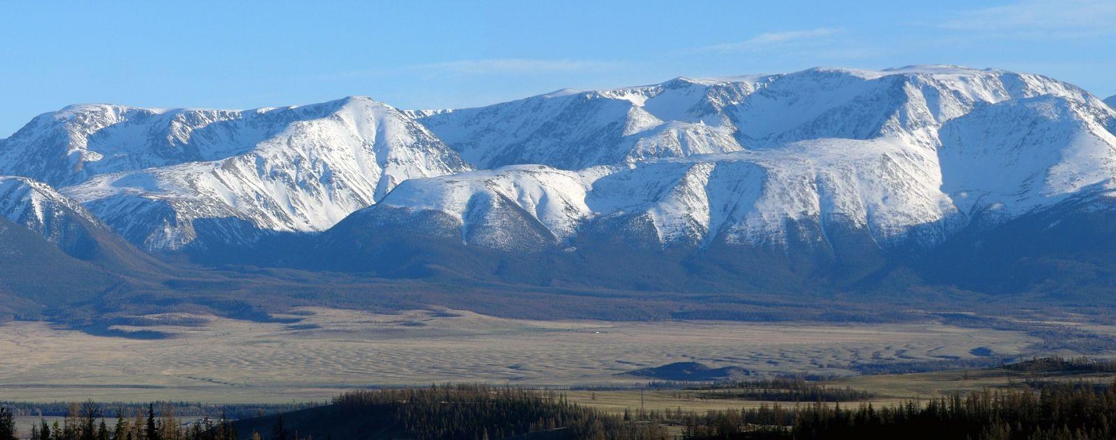 Геологи назвали плейстоценовые паводки Алтае одними мощнейших мире