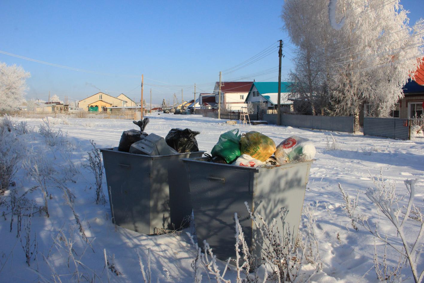 Власти Змеиногорского района разделяют тревогу местных жителей возможном мусорном коллапсе