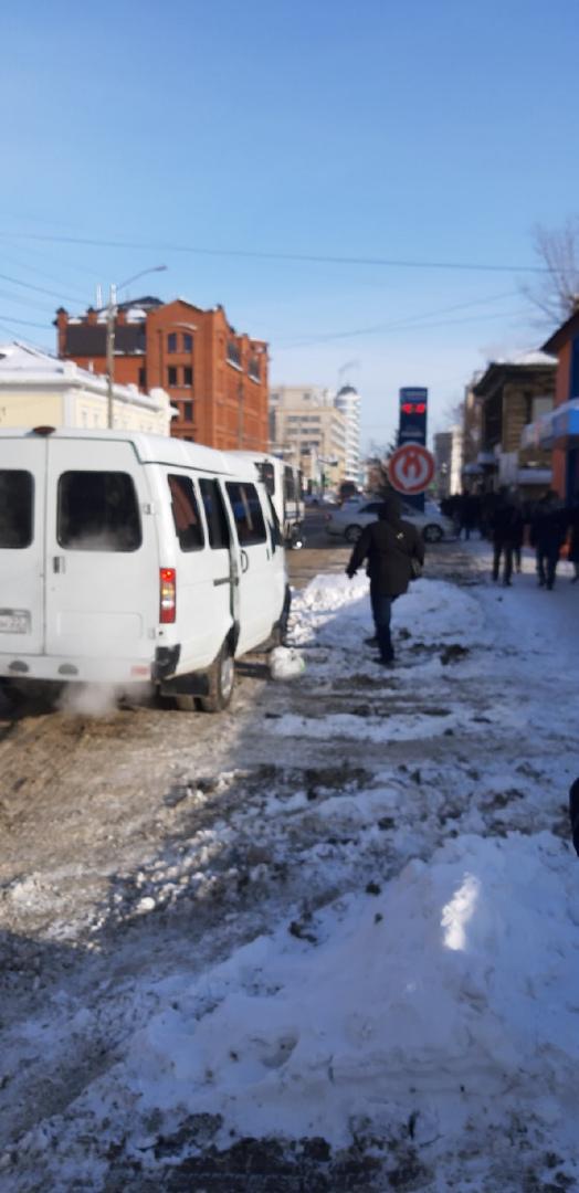 Силовики смогли объяснить использование авто медслужбы задержании протестующих Барнауле