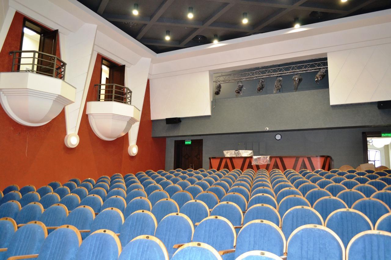 Достойно наших ребятишек театр кукол Сказка Барнауле обещают достроить концу недели