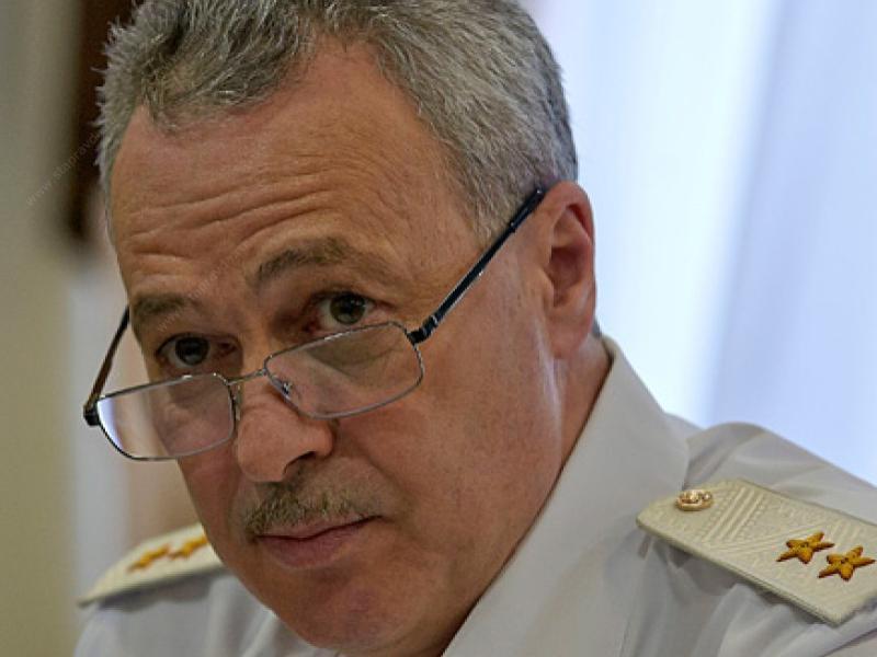 Экс-начальник алтайской полиции получил пост помощника губернатора Ставрополье