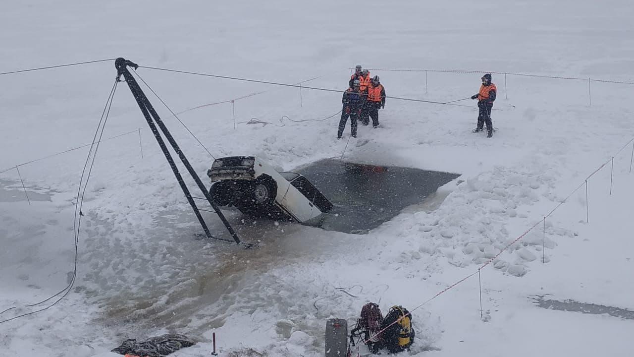 Губернатор шторм лично проверил подготовку Алтайского края весеннему паводку