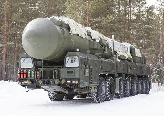 До конца года Барнаульское ракетное соединение полностью переведут усовершенствованные комплексы Ярс