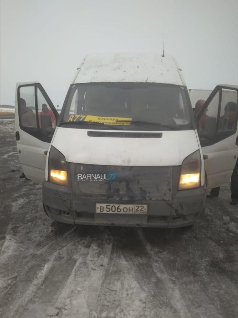 Предел беспредела алтайский перевозчик второй за месяц оказался центре скандала пассажирами