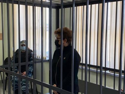 Представителя правительства Алтайском Заксобрании Стеллу Штань отправили СИЗО два месяца обновлено