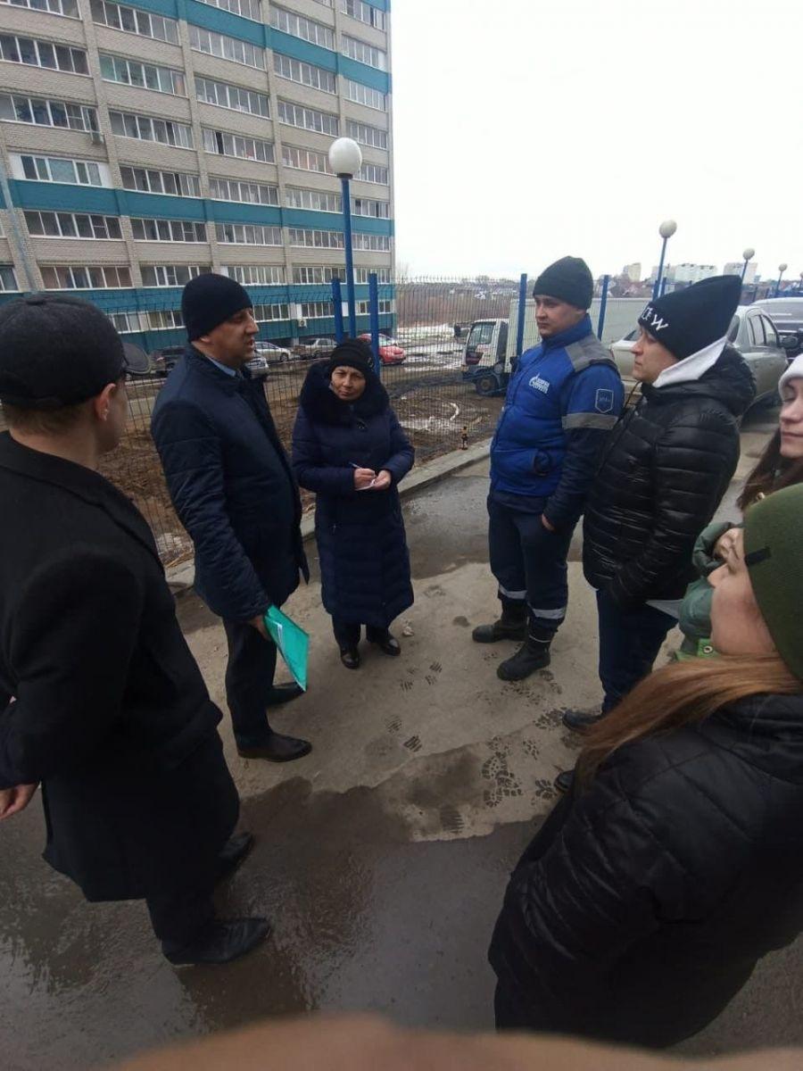 В Барнауле назревает протест из-за планов строительства многоэтажки крохотном пятачке между домами