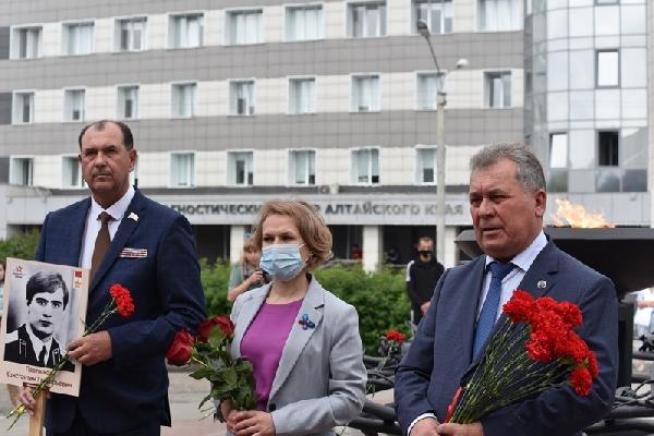 Александр Романенко выдал боевую речь мотивам высказываний президента Третьей Мировой войне