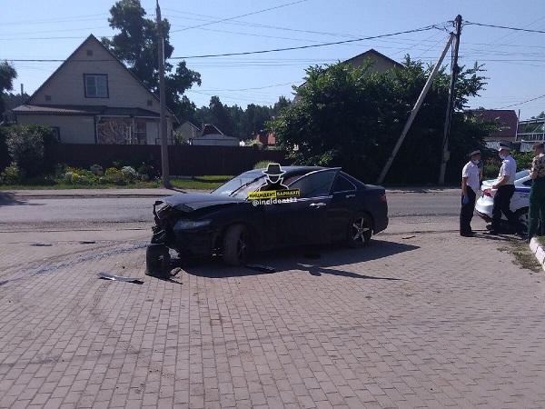 Молодой барнаульский водитель насмерть сбил женщину пешеходном переходе