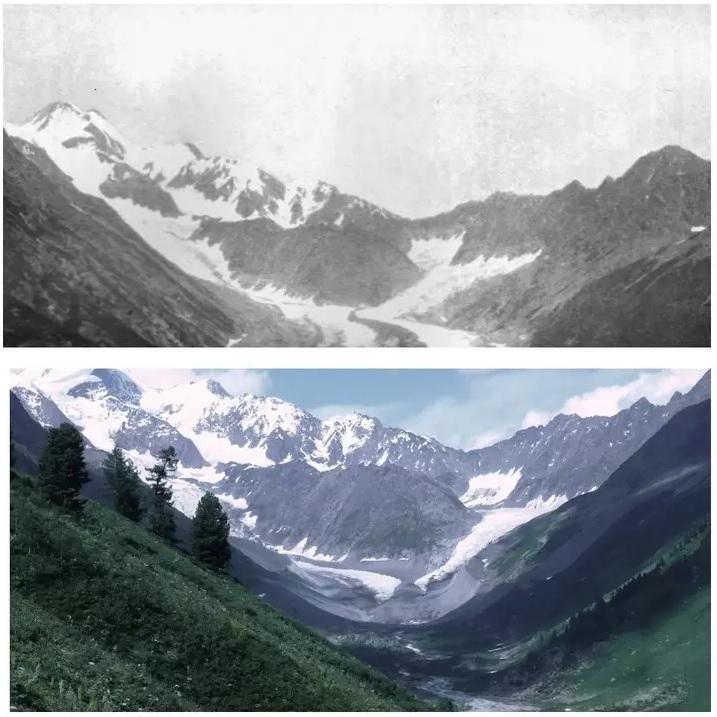 Судьбы пресноводных таяние ледников будущем может привести осушению Алтая