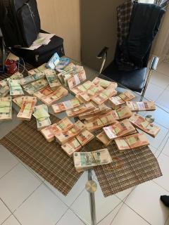 В Алтайском крае нашли одну с нелегальным банком обналичкой более млн рублей