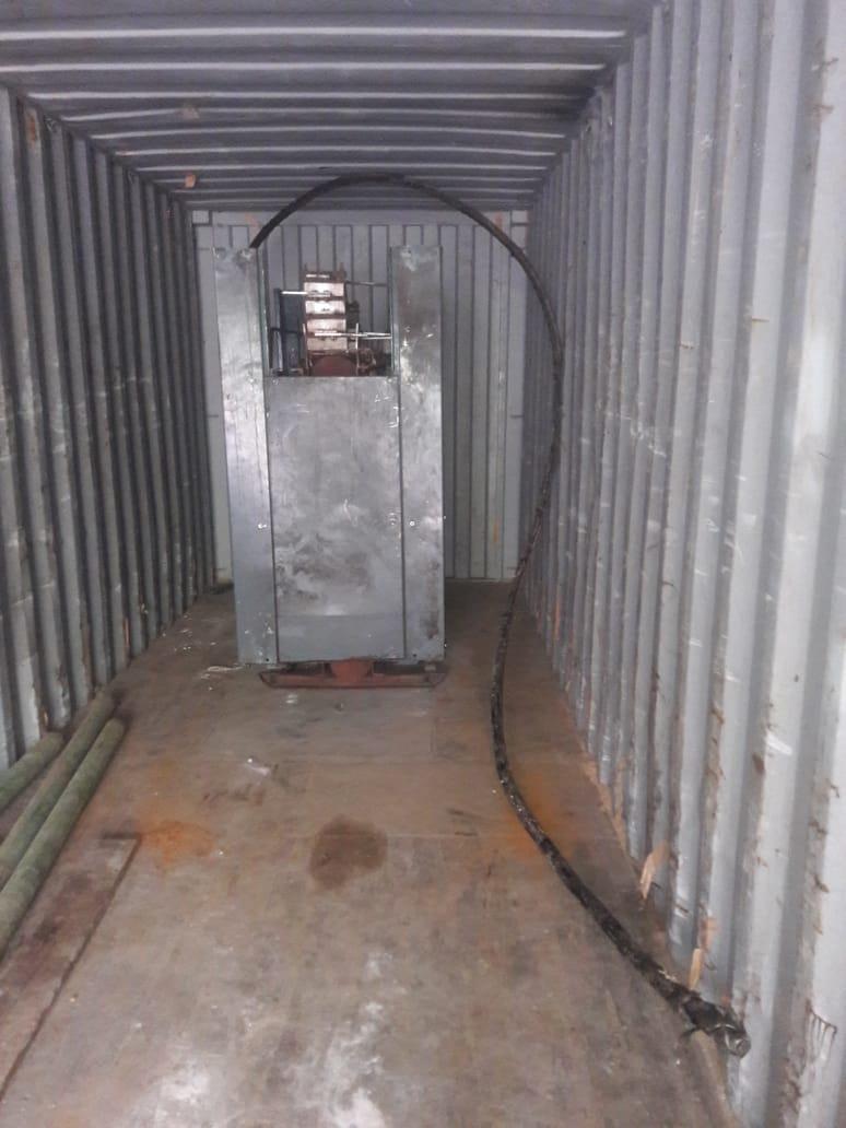 Кабель прокинули юрлицу назвавшийся бывшим майнером ТЭЦ-3 Барнаула источник показал фото фермы